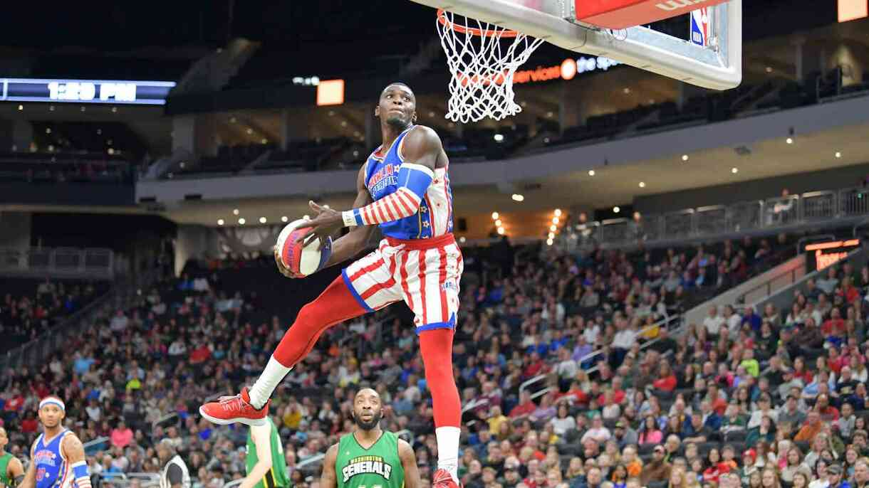 Harlem Globetrotters: Pushing the Limits Tour