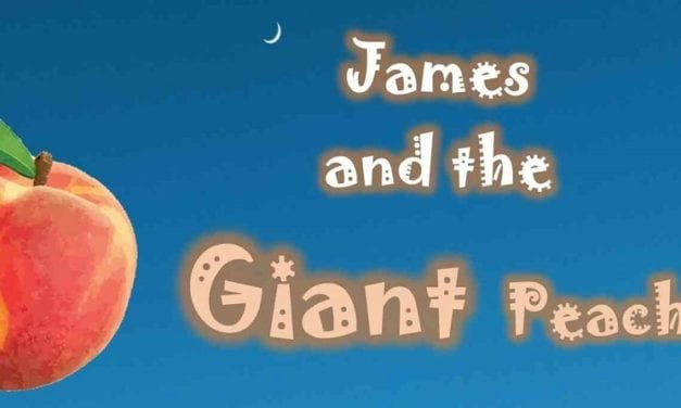 Experience the Magic of James and the Giant Peach in a New On-Stage Adventure