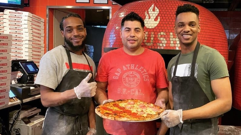 Crush Pizza Crew