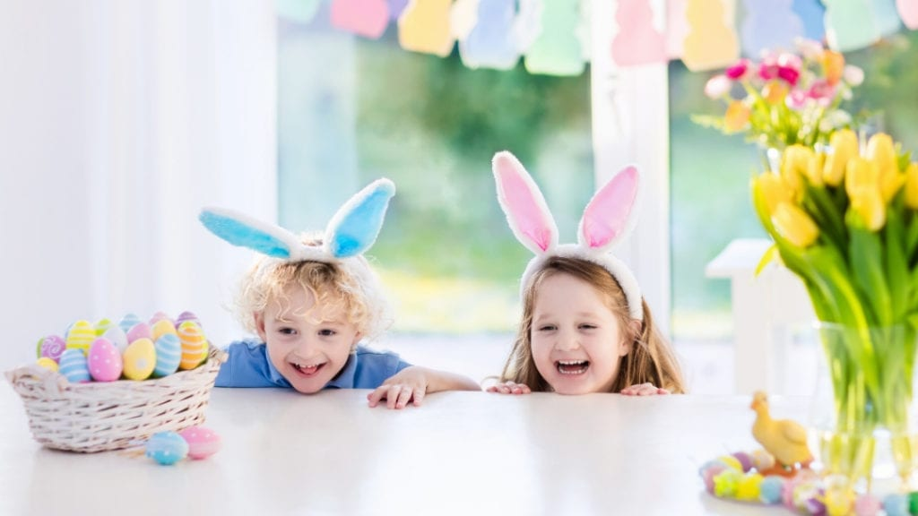 easter activities at home in boston