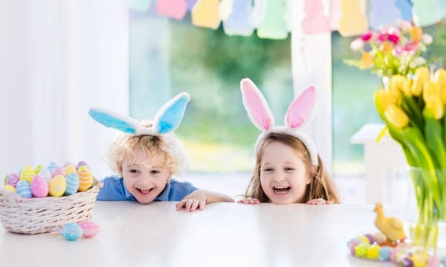 Fun Easter Activities While at Home