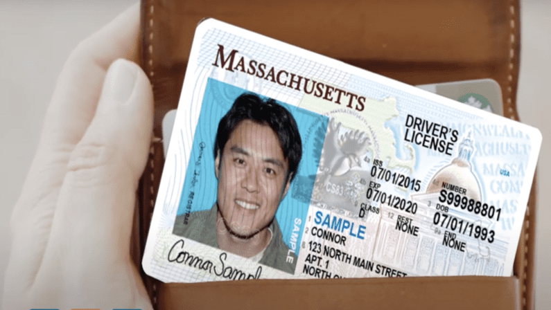 Free REAL IDs For Massachusetts Residents Who Renew Online