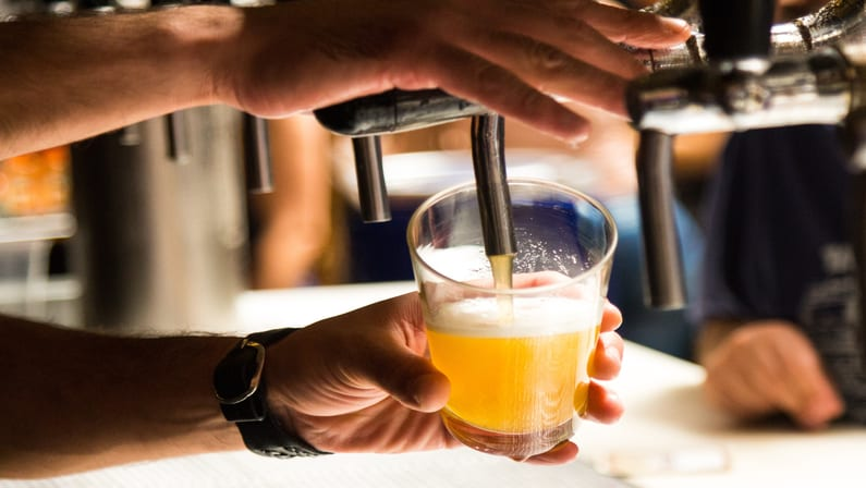 Sam Adams Taproom Closes, Offers Contactless Pickup