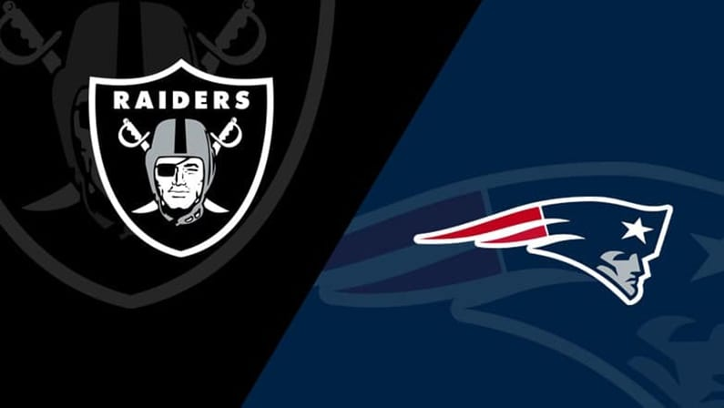 Raiders vs Patriots Live Stream: Watch Online for Free