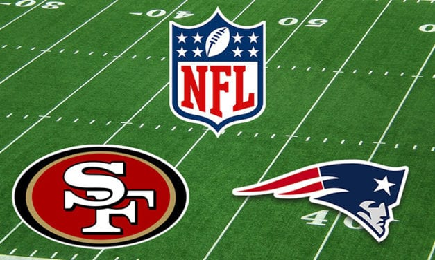 49ers vs Patriots Live Stream: Watch Online for Free