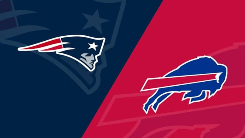 Patriots vs Bills live stream
