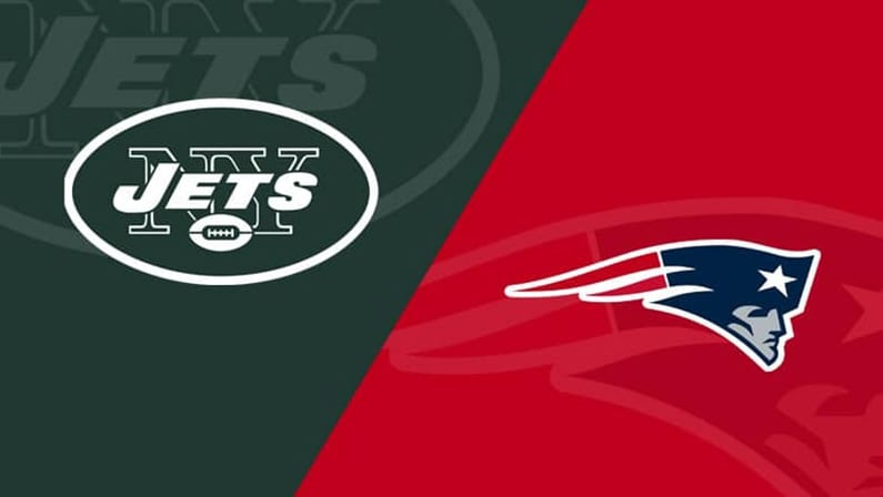 Patriots vs Jets Live Stream: Watch Online for Free