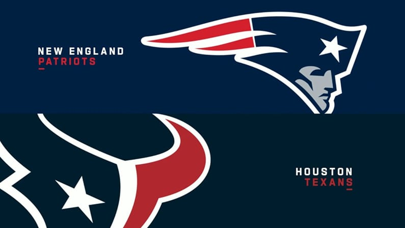 Patriots vs Texans live stream