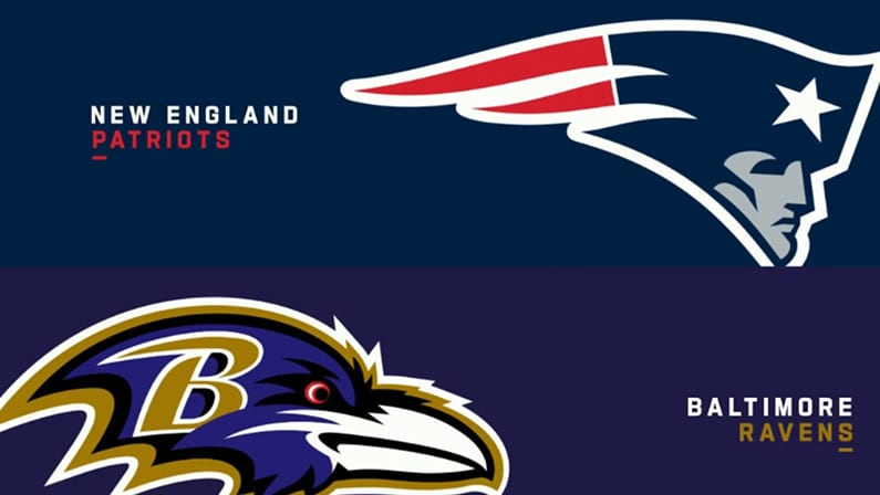 Ravens vs Patriots Live Stream: Watch Online without Cable