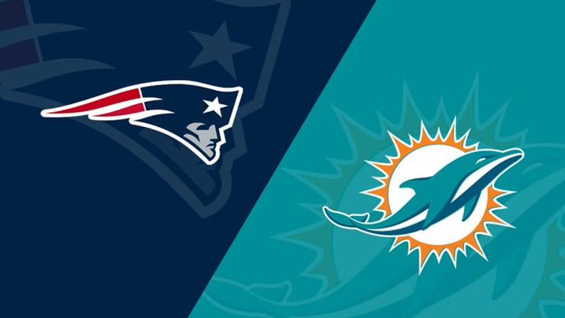 Patriots vs Dolphins Live Stream: Watch Online without Cable