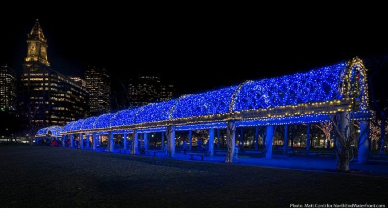 Boston Waterfront Events Take Over New Year's Eve