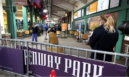 COVID Vaccine Site in Boston Moves From Fenway Park to the Hynes Convention Center