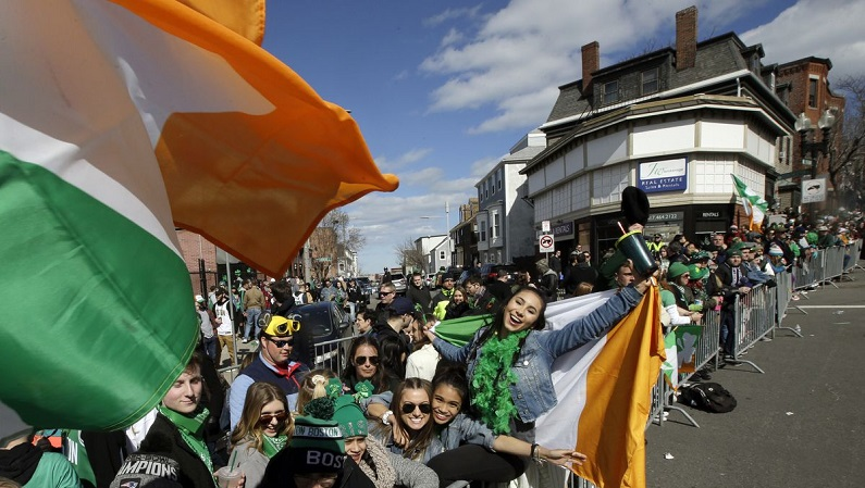 St Patrick's Day Events in Boston 2021 – Food and Drink Specials