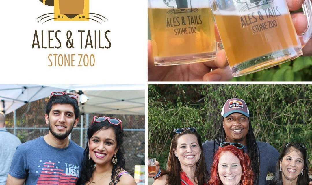 Ales & Tails – Beer & Conservation Mix at the Stone Zoo in Boston